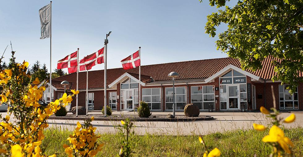 hotell i Danmark