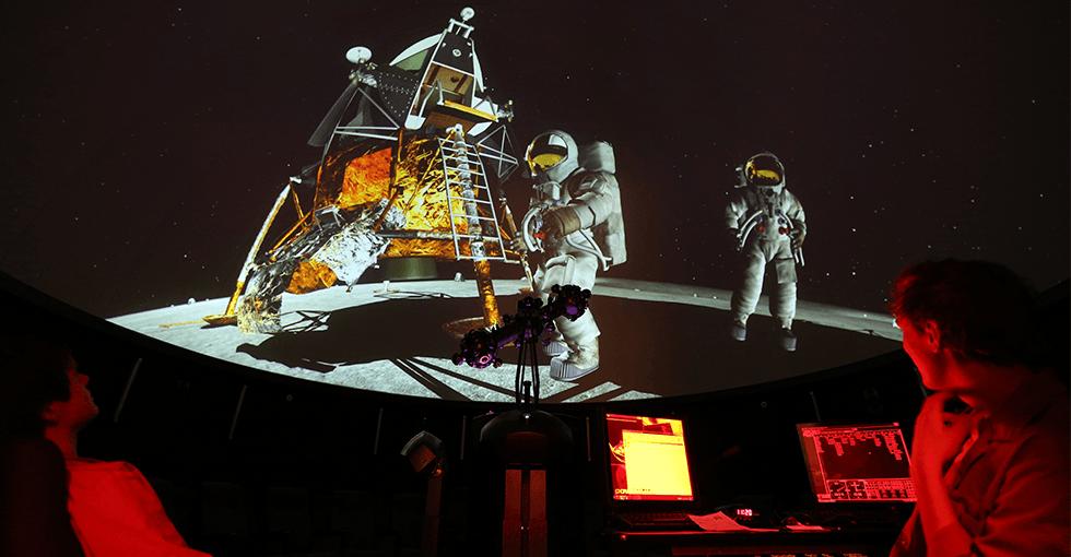 astronauter i Vitenfabrikken