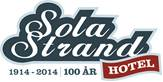 Sola Strand Hotel logo