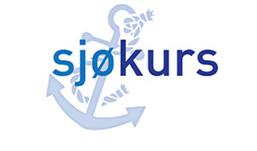 sjøkurs logo