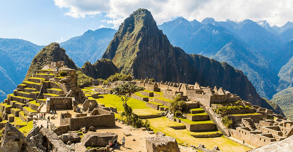 Fjell i Peru