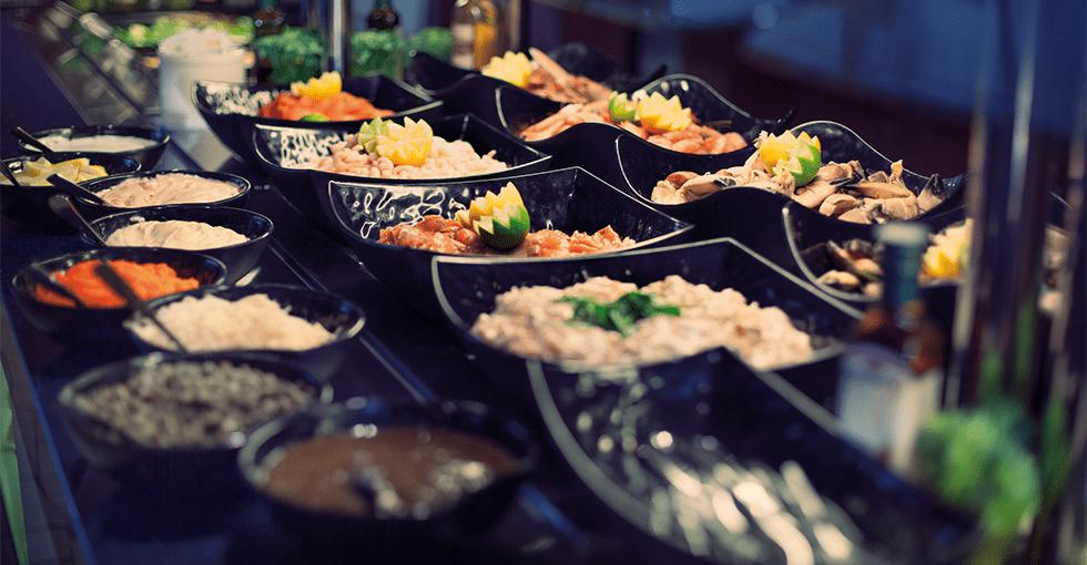 buffet om bord