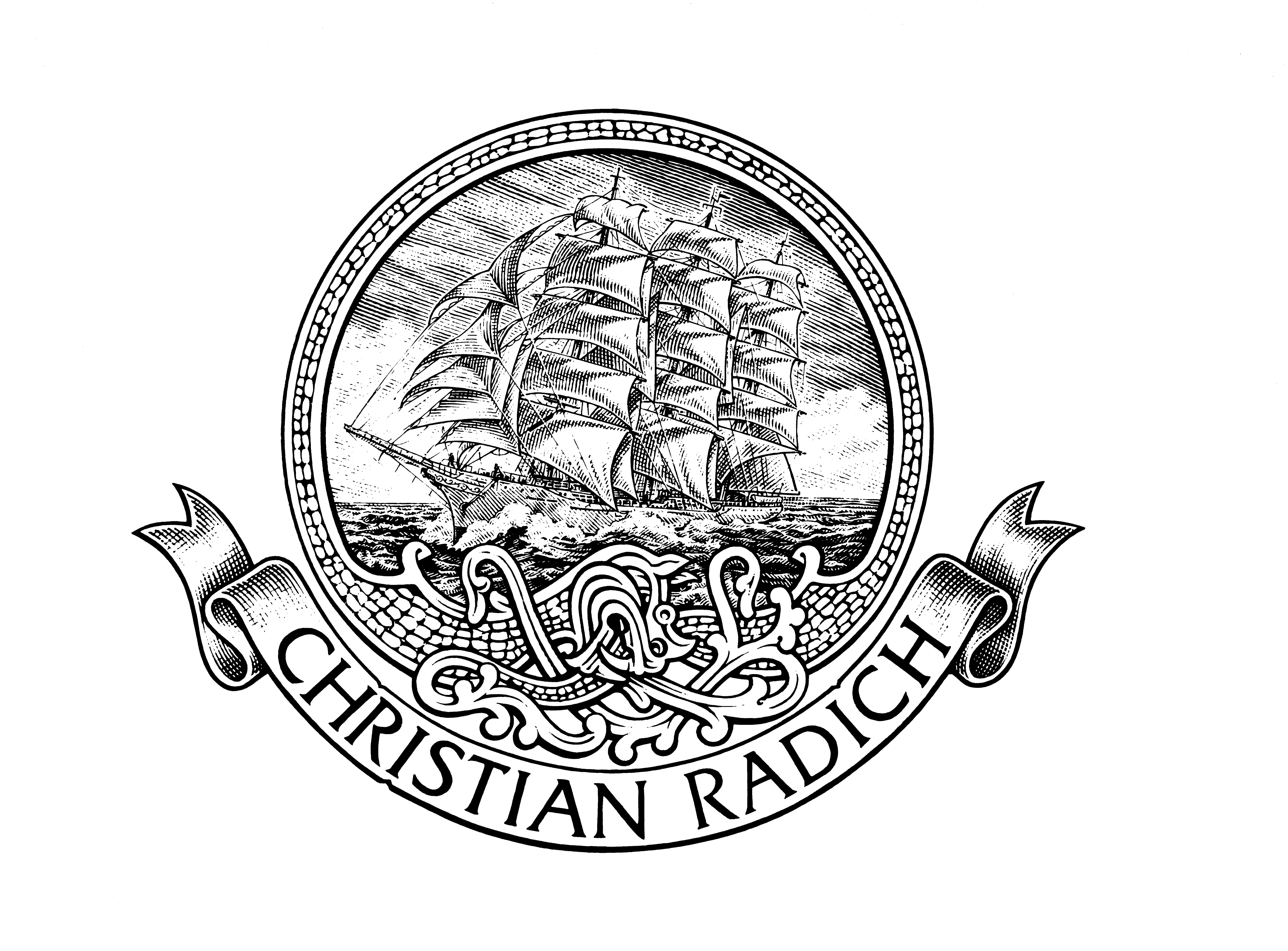 Chritian Radic logo