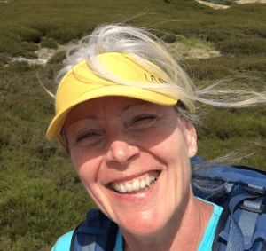 Reiseleder Hege Tokerud fra Temareiser Fredrikstad
