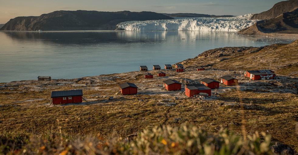 Grønlands bygd