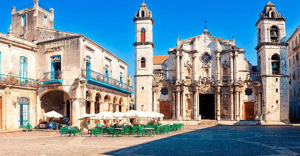 Cubansk kirke