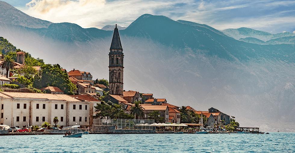 kroatias kyst