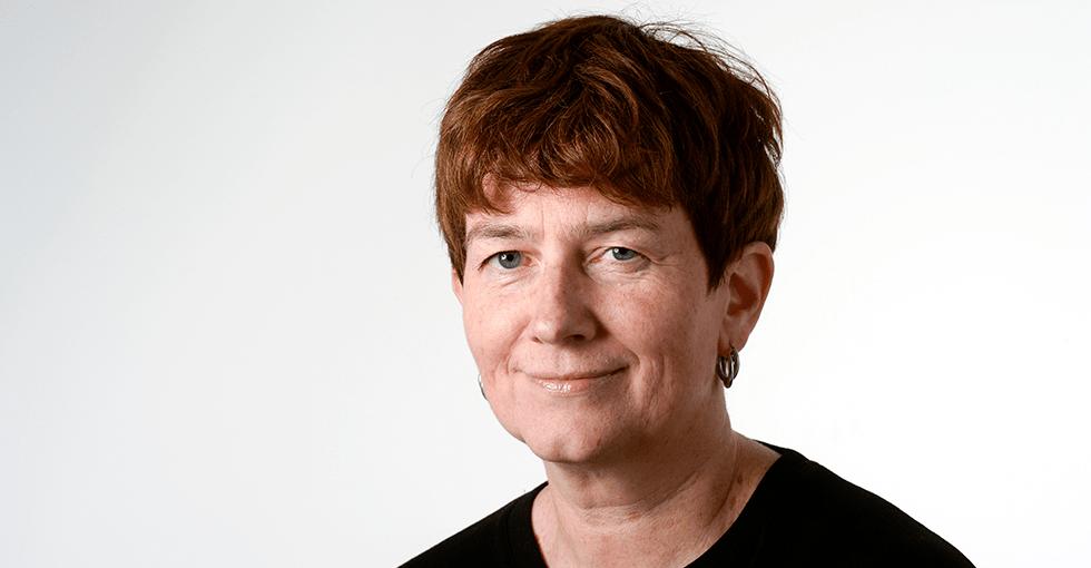 Debattredaktør Solveig Sandelson