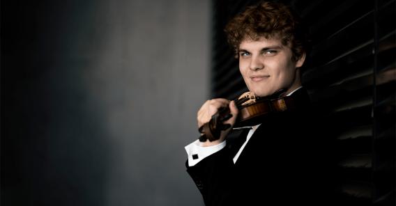 fiolinist Laurens Weinhold