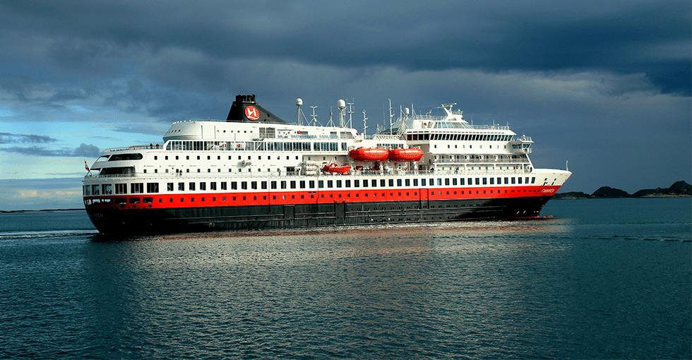 Hurtigruta Ms Finnmarken