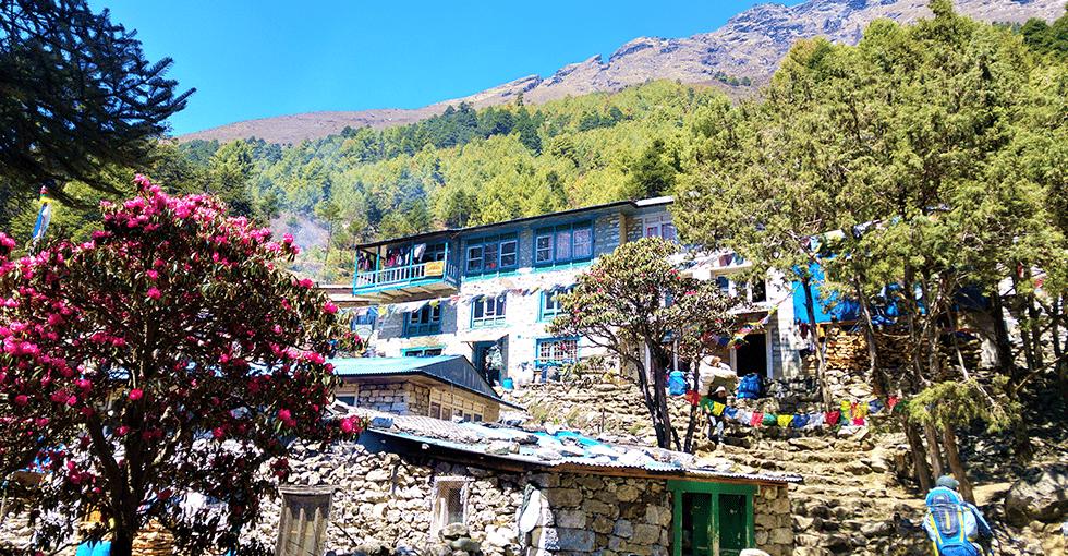 Bygninger i Kathmandu