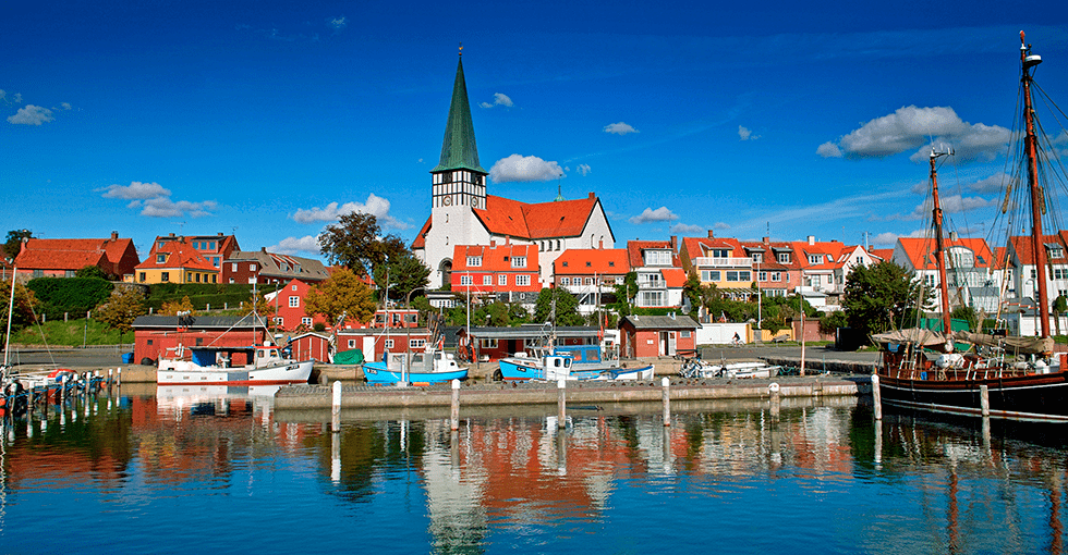 Bornholm ved kaien