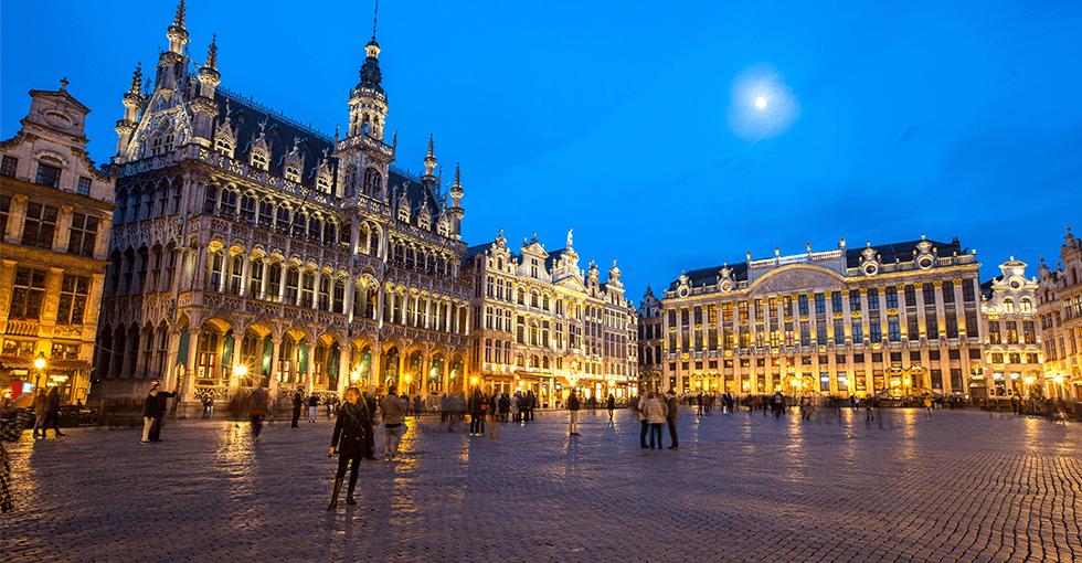 Torget i Brussel