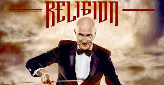 Terje Sporsem - plakat Religion