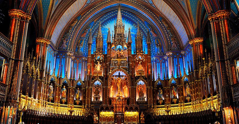 shutterstock, Notre Dame Basilika