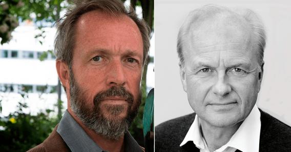 Lars Elling og Finn Skårderud