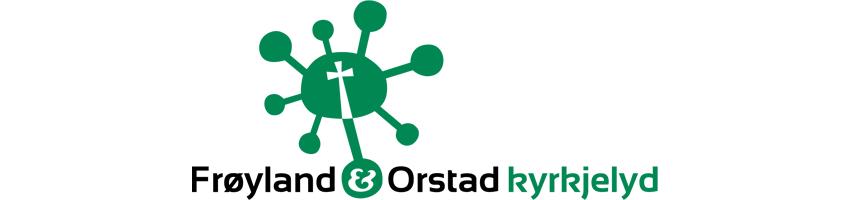 logo Frøyland ogf Orstad kyrkjelys