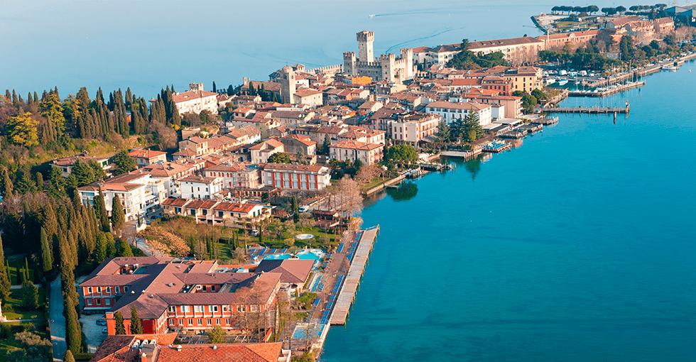 utikt over Verona