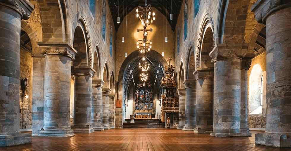 Domkirken fra innsiden