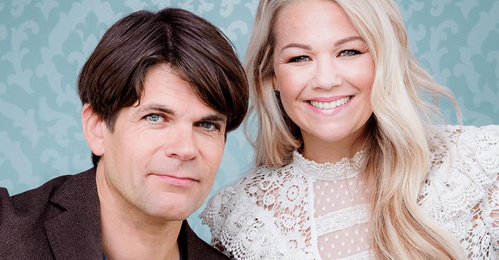 Lars Bremnes og Maria Haukås Mittet